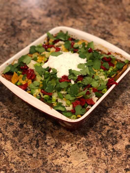 Taco Lasagna Recipe by PaleOMG