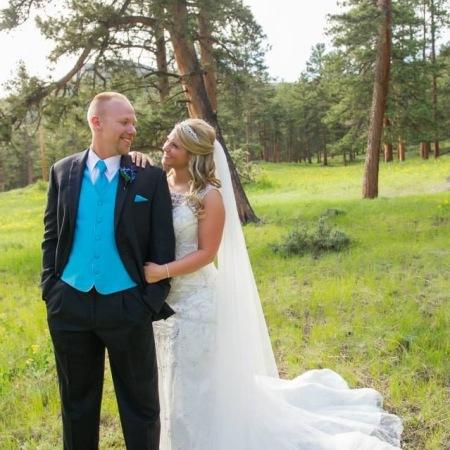 Wedding photo by Sarah Christine Photography
