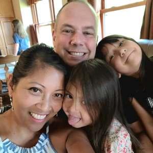 Jessica Shrewsbury and Her Family Post Treatment